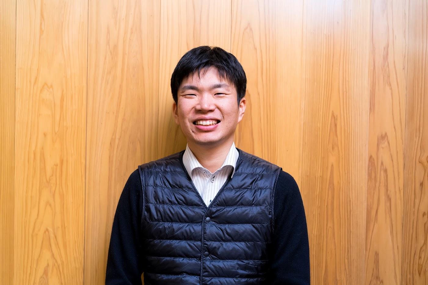 【徳島県】株式会社いろどりの谷 健太です!