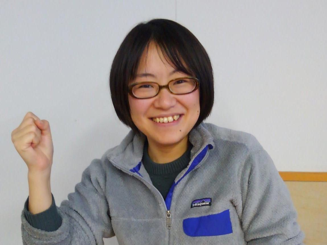 【北海道】北海道厚真町の高橋 江利佳です!
