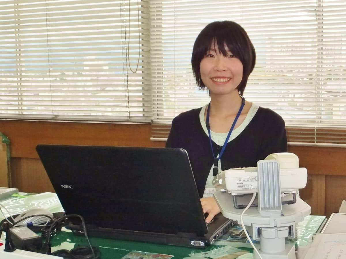 【新潟県】新発田市役所の関川 美樹です!