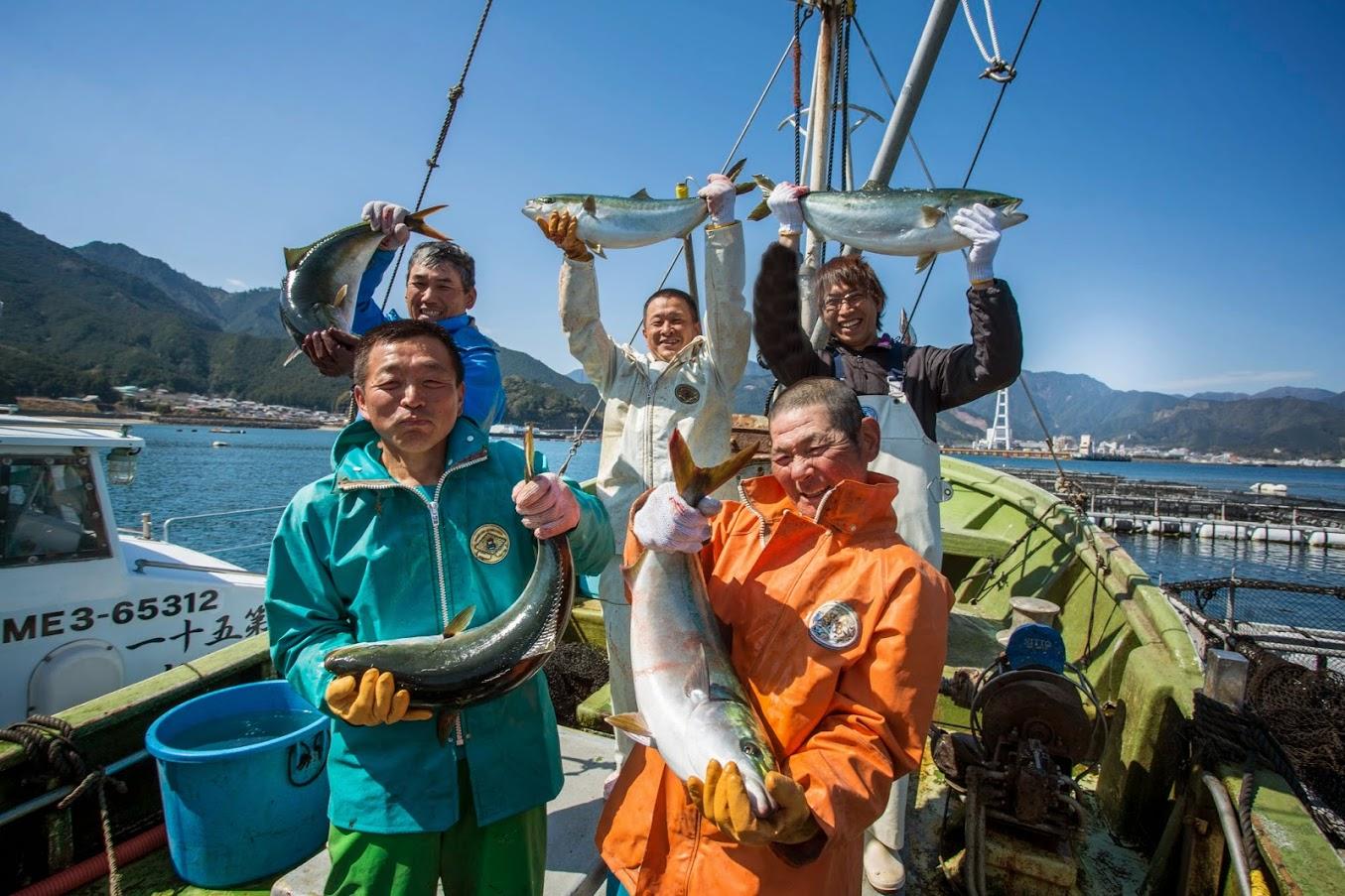 なぜいま漁業がアツいのか。海に囲まれた島国日本を支えてきた仕事に飛び込むよそ者たち。