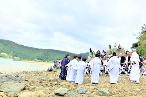 奄美で450年以上続く神を招く祭礼「秋名のアラセツ行事」のPRサポーター募集!